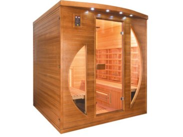 Sauna infrarouge Spectra 4 places