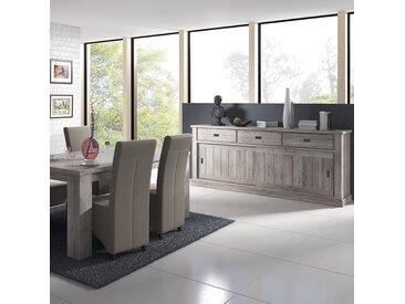 Salle à manger contemporaine couleur bois GARANCE