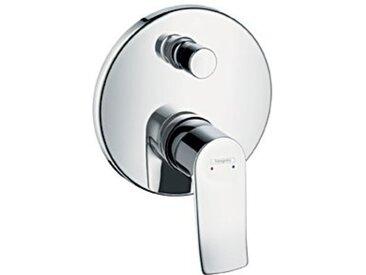 Metris Set de finition pour mitigeur bain/douche encastré (31493000)