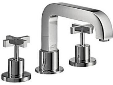 AXOR CITTERIO - Set de finition mélangeur 3 trous pour montage sur bord de baignoire (39436000)