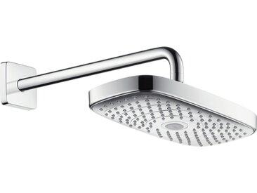 Douche de tête Raindance Select E 300 2jet avec bras de douche 390 mm (27385000)
