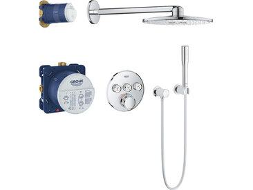 Grohtherm SmartControl Perfect set de douche avec Rainshower 310 SmartActive (34705000)