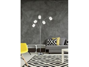 Lampadaire arc 5 lampes Tommy