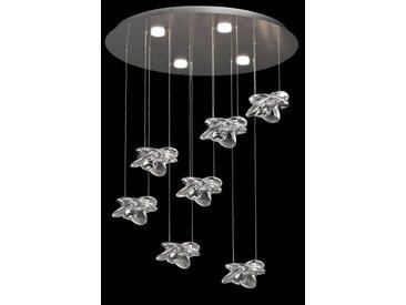 Lustre led Nido 7 + 4 lampes