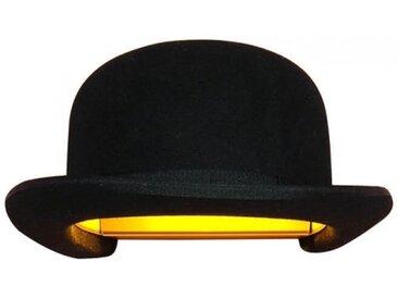 Applique chapeau melon
