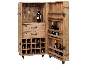 LICO - Meuble Bar en bois Dutchbone