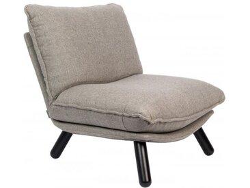Fauteuil lounge Lazy Sack gris