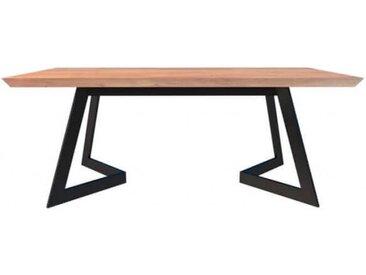ANTONIO - Table repas chêne massif