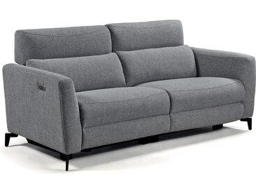 Canapé relax électrique 3 places TOURS  - Largeur 200 cm