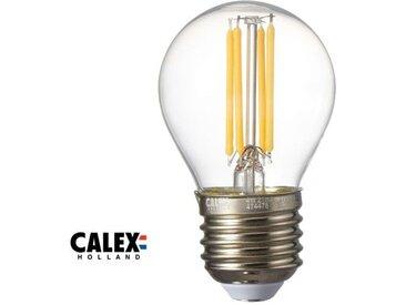 Ampoule petit globe LED E27, 4W compatible avec un variateur, transparent