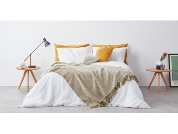 Marlow, plaid en laine mélangée 130 x 170 cm, multicolore