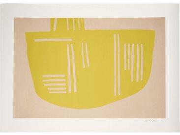 The Poster Club, Floating, illustration par Leise Dich Abrahamsen, 70 x 100 cm