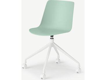 Newel, chaise de bureau, vert menthe