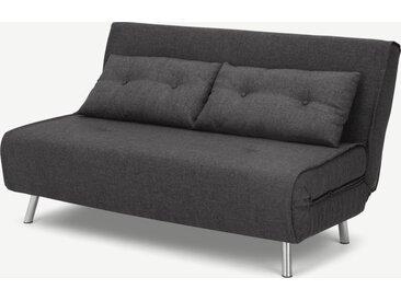 Haru, canapé convertible 2 places, gris ombre