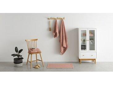 Jessa serviette essuie-mains 100% coton égyptien, rose