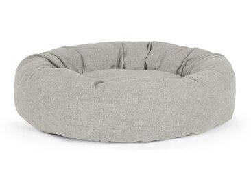 Kysler, lit rond pour animal de compagnie Large, gris