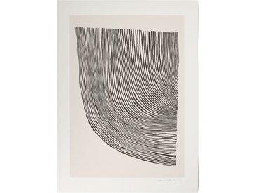 The Poster Club, Curves, illustration par Leise Dich Abrahamsen, 70 x 100 cm