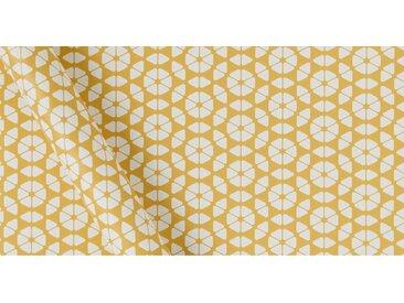 Trio, papier peint rouleau de 10 m, jaune
