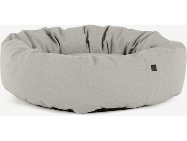 Kysler, lit rond pour animal de compagnie Extra Large, gris
