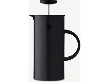 Stelton, cafetière à piston EM77, noir