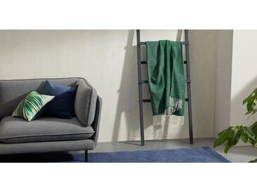 Burley, plaid en laine 125 x 170 cm, vert