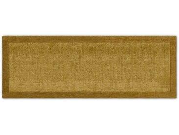Jago, tapis de couloir 70 x 200 cm, doré antique