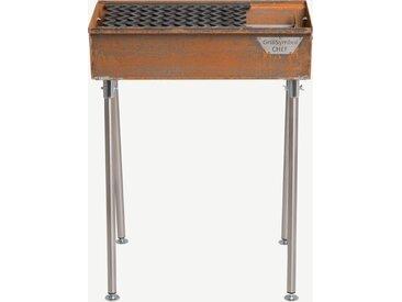GrillSymbol, petit barbecue à charbon