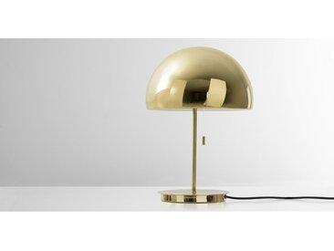 Collet, lampe de table, laiton