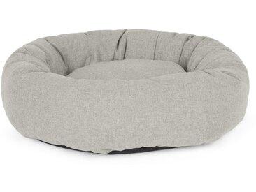 Kysler, lit rond pour animal de compagnie Medium, gris