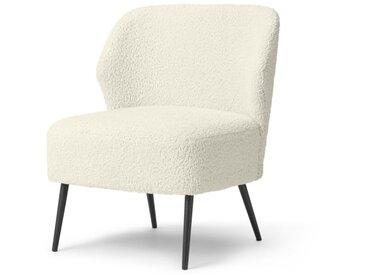 Topeka, fauteuil, peau de mouton