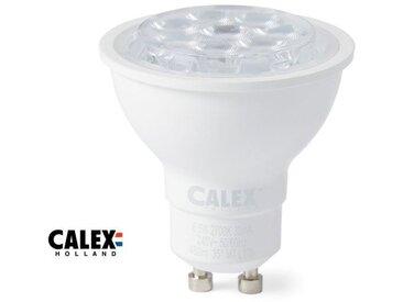 Ampoule GU10, 6.5W compatible avec un variateur, transparent