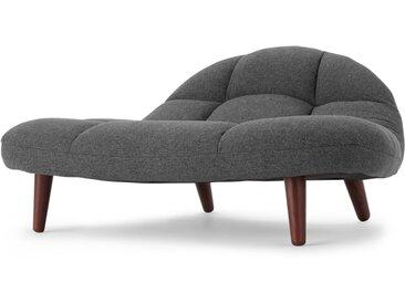 Kolton, panier façon fauteuil pour animal de compagnie medium, gris