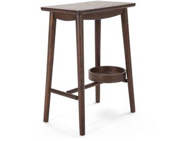 Penn, une table de nuit, chêne sombre