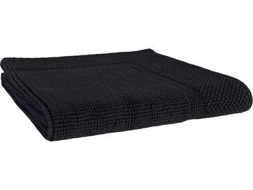 Tapis de bain 50x80 cm LOFTY Noir 1500 g/m2