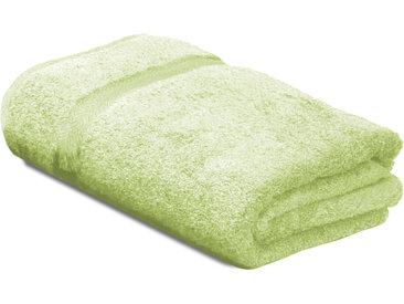 Serviette de toilette 50x100 cm ROYAL CRESENT Vert Pastel 650 g/m2