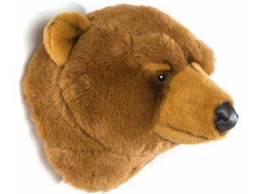Peluche trophée Ours Brun Oliver collection Forêt