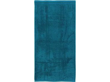 Drap de douche 70x140 cm JULIET Bleu Baltic 520 g/m2