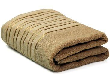 Drap de bain 90x150 cm 100% coton 500 g/m2 FAJA Beige