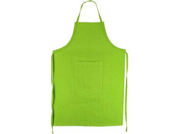 Tablier de cuisine 60x90 cm toile 100% coton PURE KITCHEN APRON Pistache