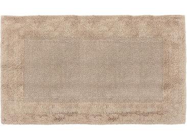 Tapis de bain 70x120 cm DREAM marron Sable 2100 g/m2