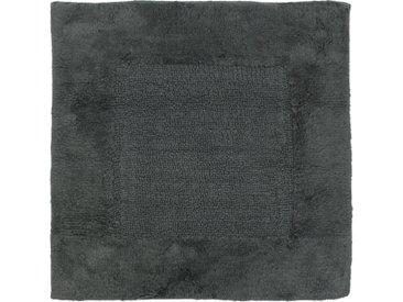 Tapis de bain 60x60 cm DREAM gris Anthracite 2100 g/m2