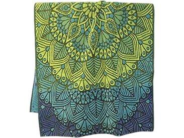 Drap de plage 100x180 cm MANDALA Multicolore