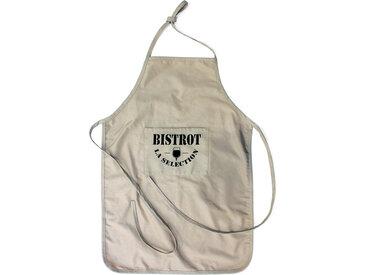Tablier de cuisine coton Bistrot La selection Olive