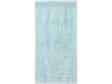 Serviette de toilette 50x100 cm JULIET Bleu pâle 520 g/m2