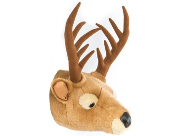 Peluche trophée Cerf Billy collection Forêt