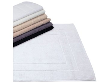 Tapis de bain 60x100 cm FLAIR Blanc 1500 g/m2