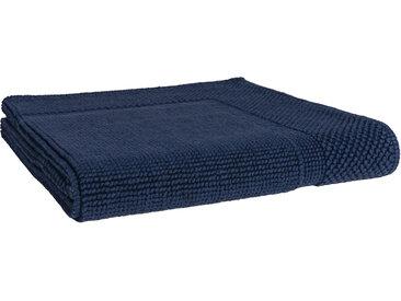 Tapis de bain 60x60 cm LOFTY bleu Marine 1500 g/m2