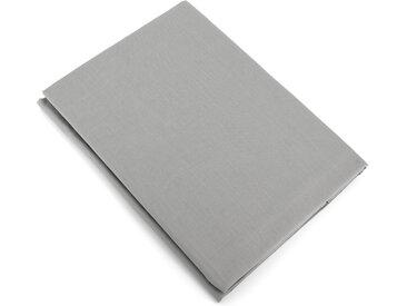 Drap plat uni 180x290 cm 100% coton ALTO Alu