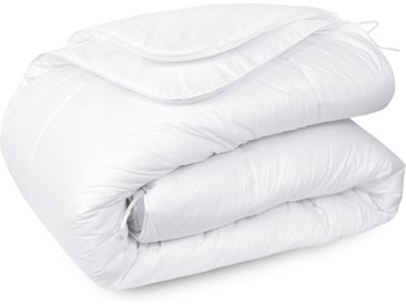 Couette 300x240 cm 4 saisons ELSA garnissage fibre polyester 200+300 = 500 g/m2