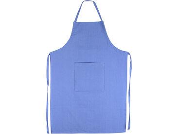 Tablier de cuisine 60x90 cm toile 100% coton PURE KITCHEN APRON Bleu